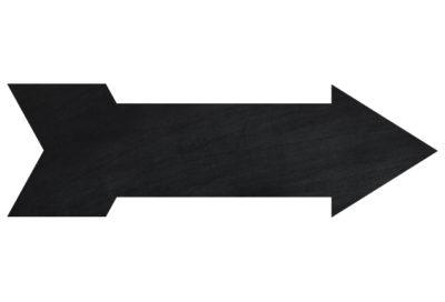 Chalkboard-Arrow