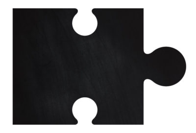 Chalkboard-Puzzle