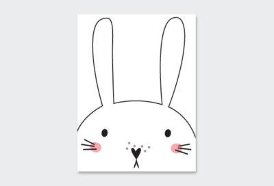 Love-bunny-face