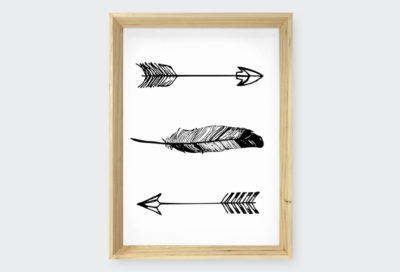 FEATHER-AND-ARROWS